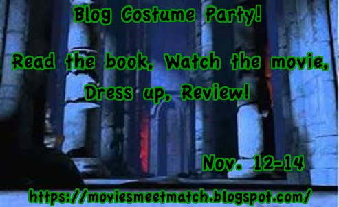 My Blog Costume Party!