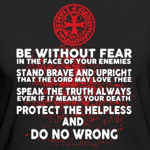 be without fear