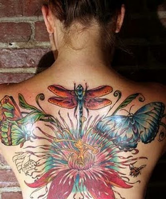 insect tattoos design