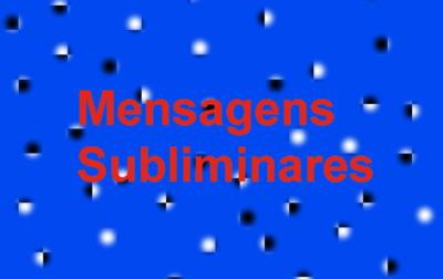mensagagem subliminares blog