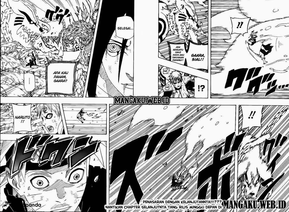 Download Komik Naruto - Chapter 660 : Hati Yang Tersembunyi (Bahasa