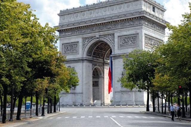Que lingua se fala em Paris