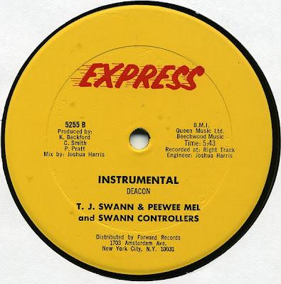 T J Swann Peewee Mel And Swann Controllers Maximus Qary