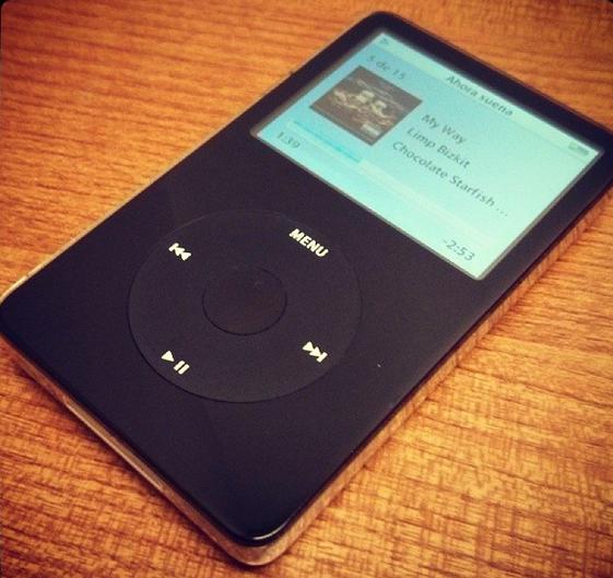 Apple iPod classic 2007