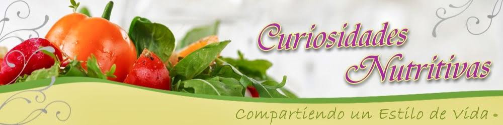 Curiosidades Nutritivas