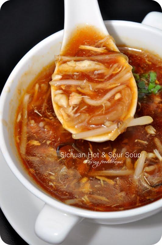 Sichuan Hot and Sour Soup