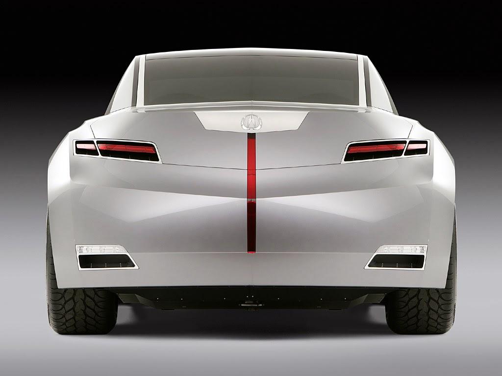 Nice 2008 Acura Advanced Sports Car Concept Photo   1