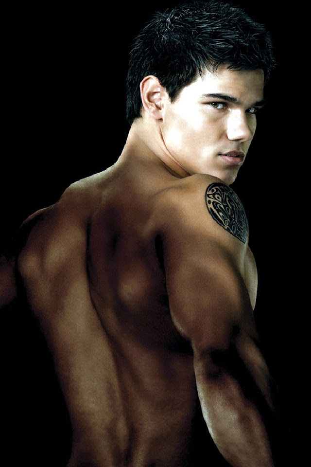 Jacob Black  Galaxy Note HD Wallpaper