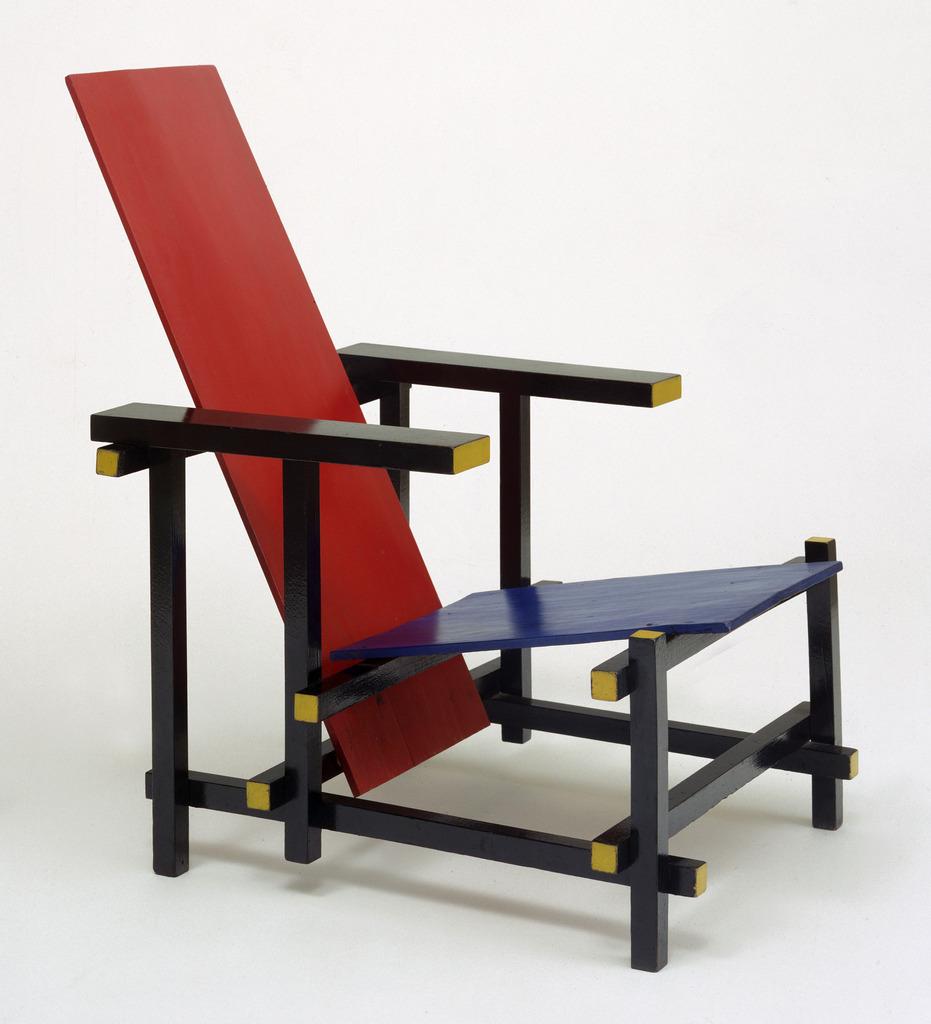 Gerrit rietveld furniture - The Architect Gerrit Rietveld