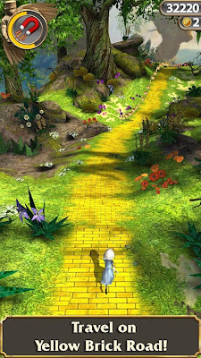 Free Download Temple Run Oz v1.4.0 APK Android