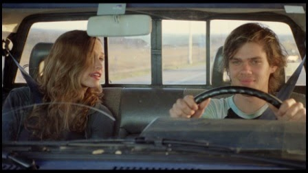 Zoe Graham y Ellan Coltrane en Boyhood (Richard Linklater, 2014)