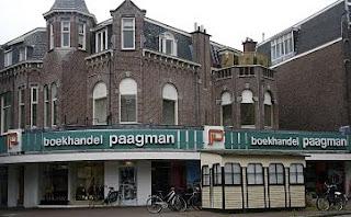 paagman bookshop den haag