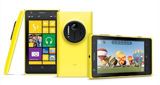 Harga Nokia Lumia 1020 plus Spesifikasi