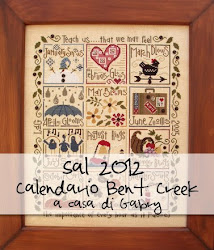 SAL Calendario Bent Creek 2012