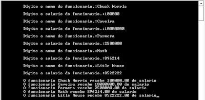 Uso de Struct em C++