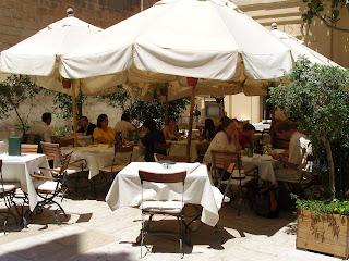 ristorante a malta