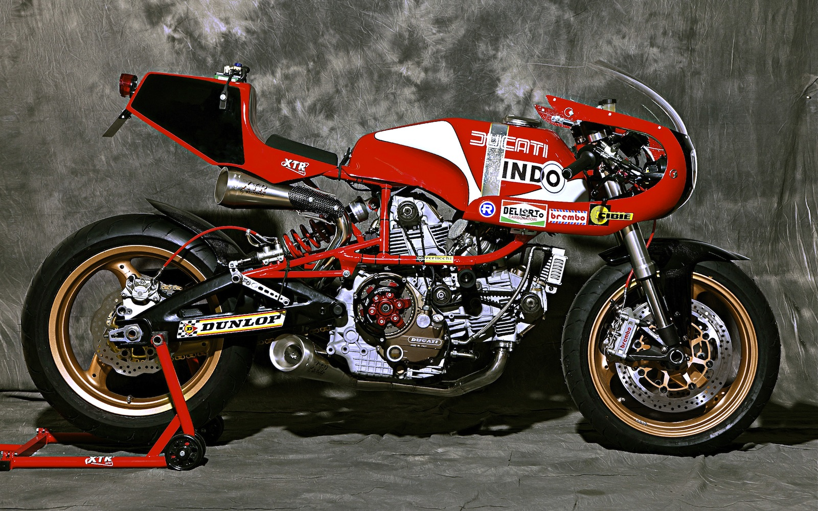Hour Glass Ducati