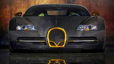 Bugatti Veyron Pattern Awesome Design HD Desktop Wallpaper