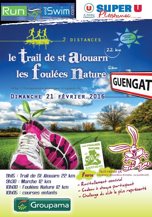 Trail de Saint Alouarn 2016