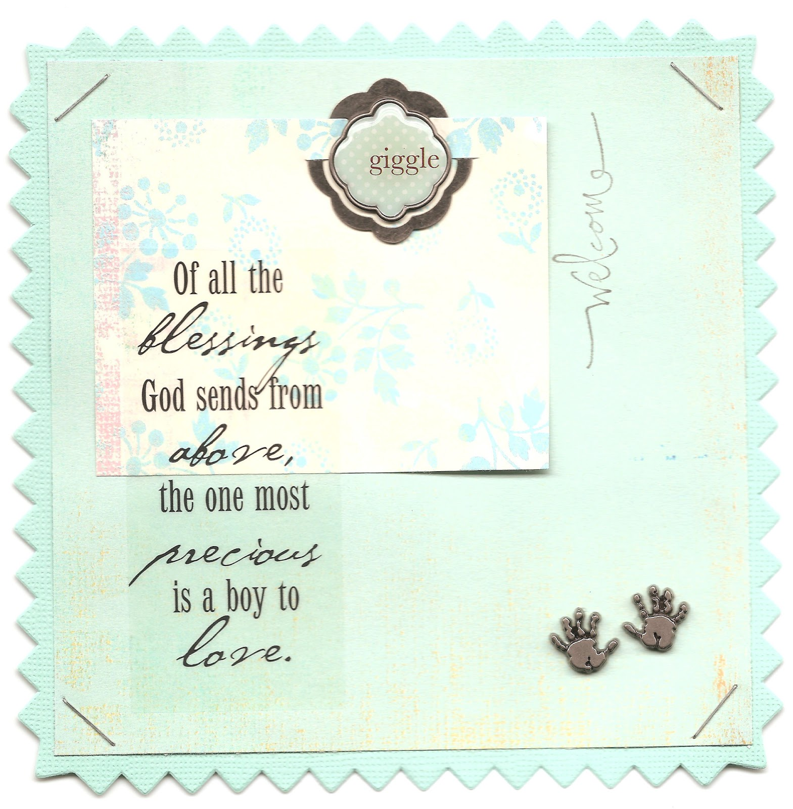 baby blessing quote - photo #30