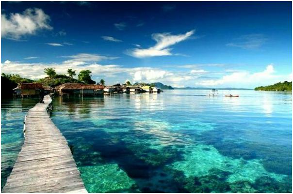 pernahkah kamu mengunjungi titik tujuan selam yang ada di Indonesia ...