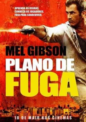 Filme Poster Plano de Fuga HDRip XviD & RMVB Legendado