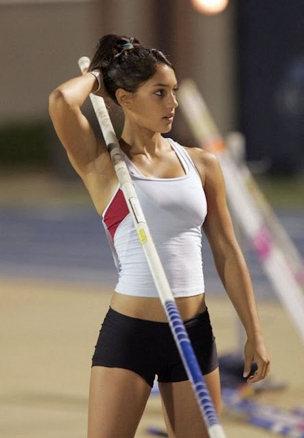 chica deportista