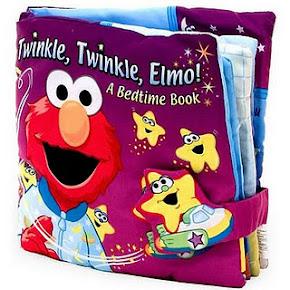Twinkle, Twinkle, Elmo! A Bedtime Book