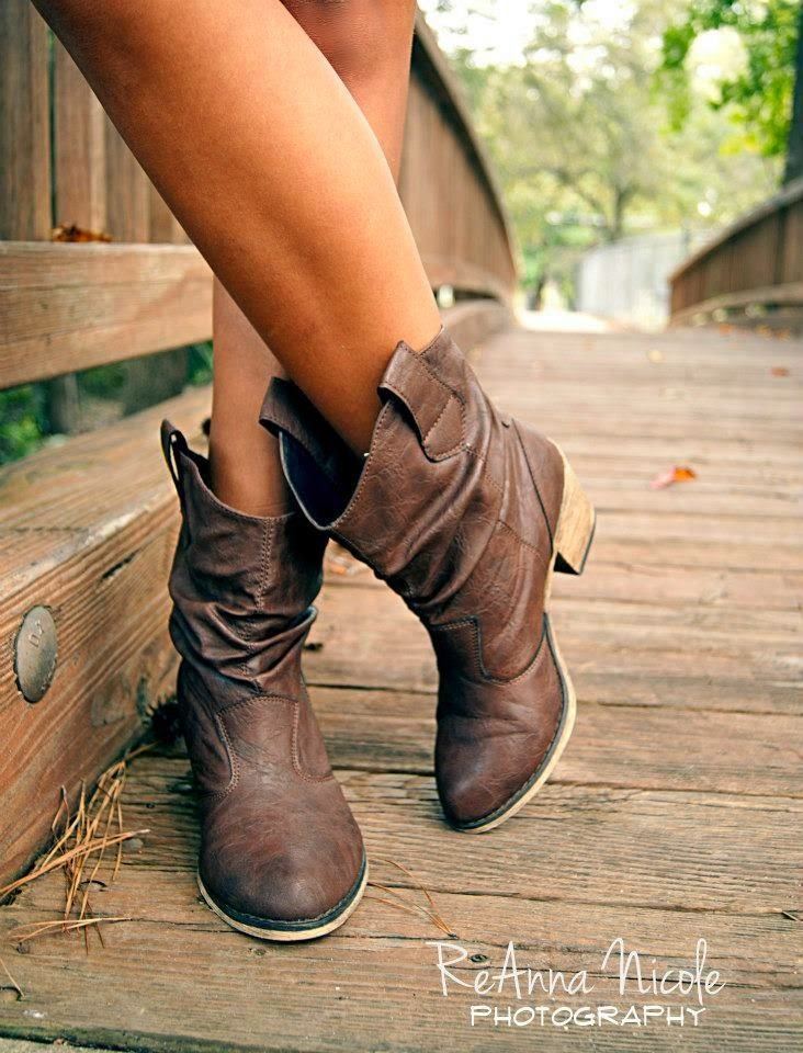 Womens Legs Fashion Boots