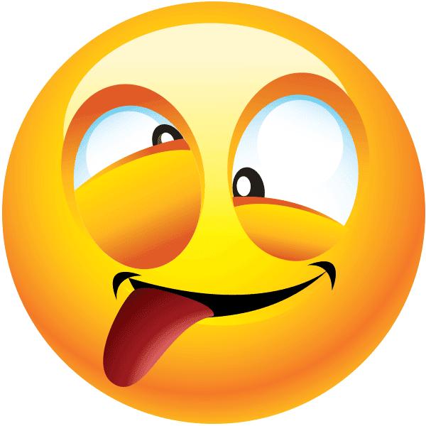 Goofball Smiley