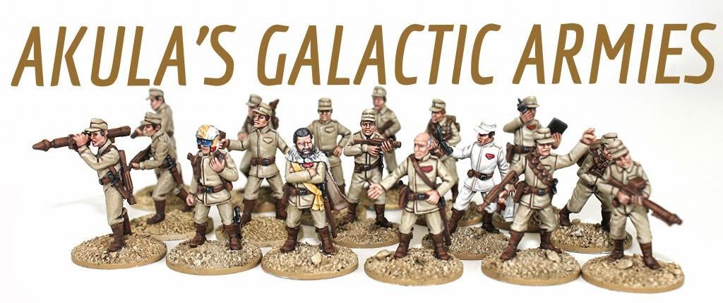 AKULA'S Galactic Armies