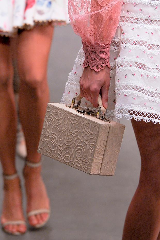 Fashion Runway Zimmermann Spring/Summer 2016 New York fashion week