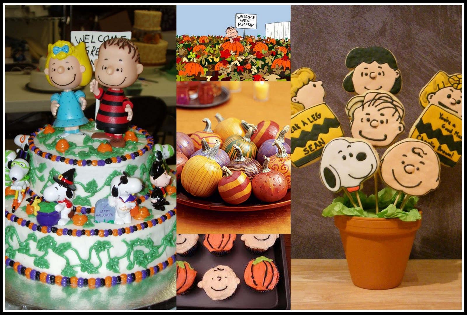 A Mom Not a Professional Nor a Perfectionist: Charlie Brown and ...