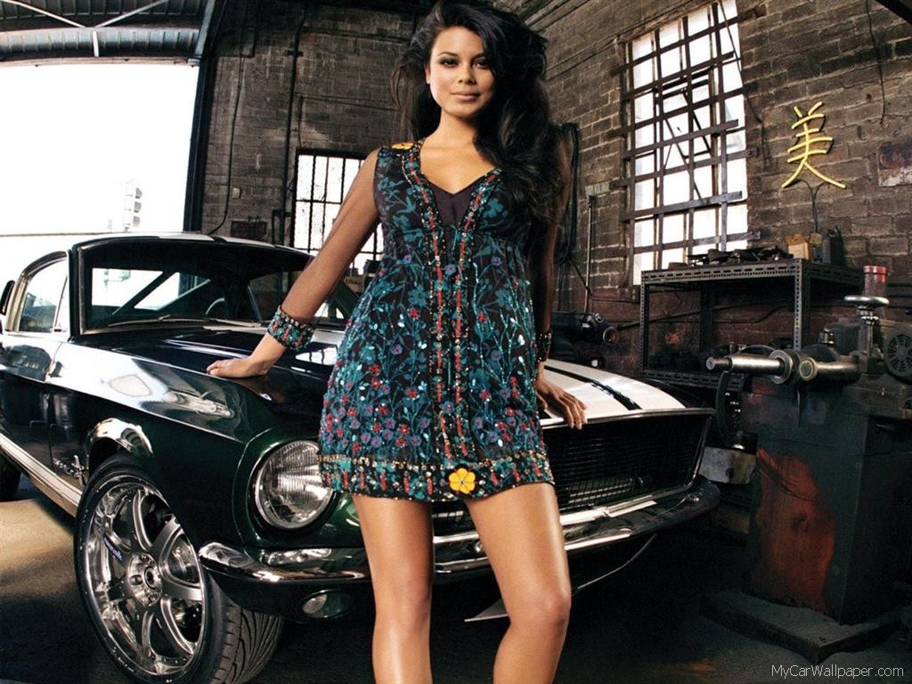 girls and cars photos