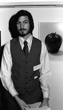steve Jobs's return to Apple in 1997. when I started academy of art in s.f.