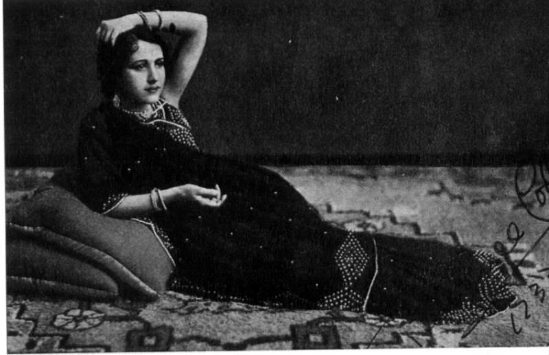 Actress Patience Cooper - 1920's