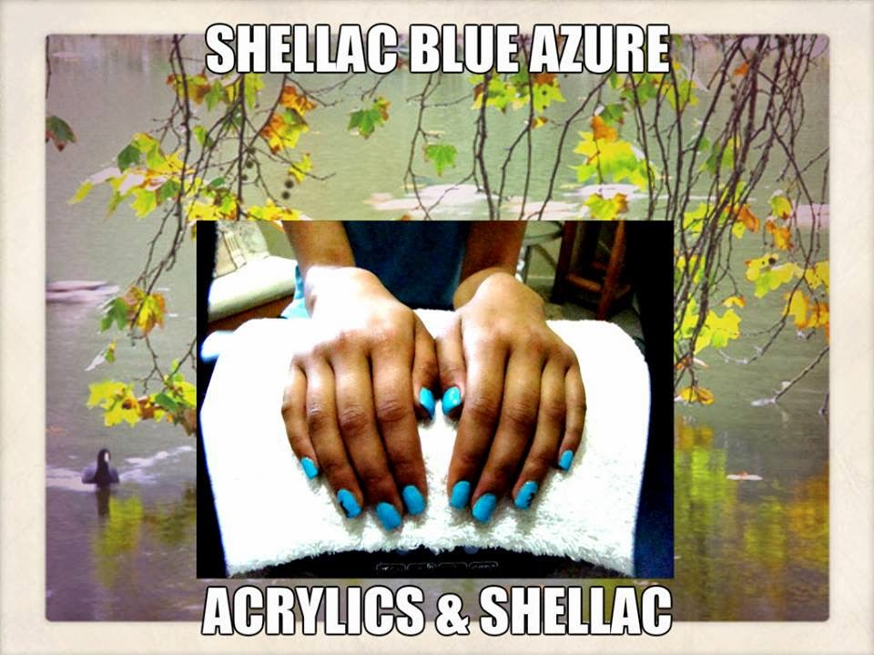 Shellac-blue-azure-acrylics-and-shellac-manicure