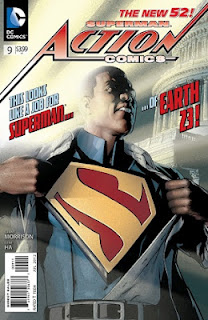 Action Comics #9 Gene Ha Grant Morrison