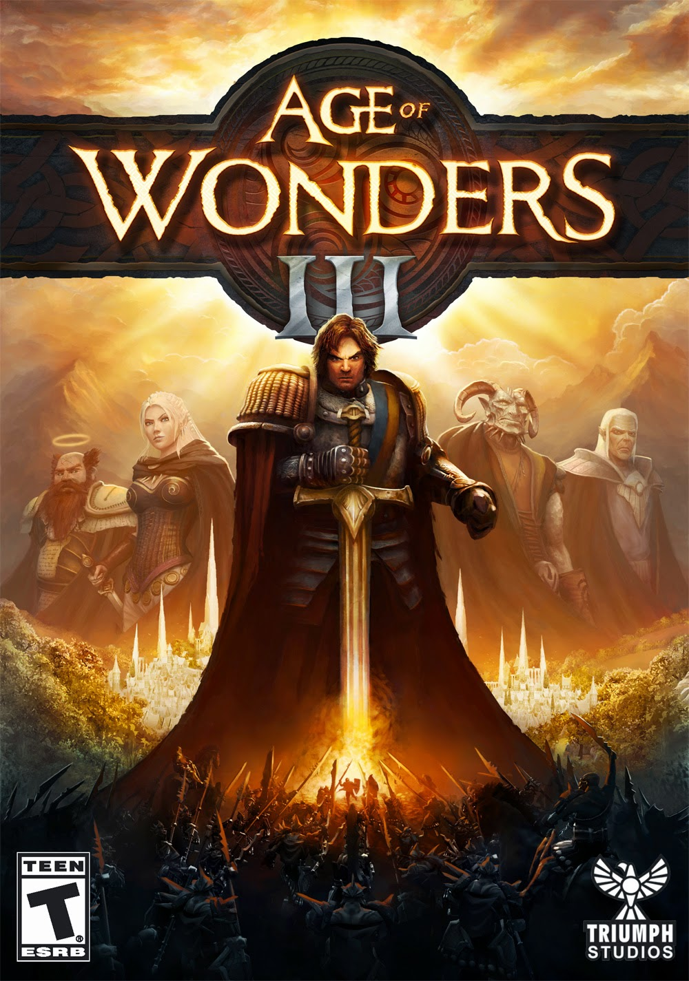 Download Age of Wonders 3 PC Highly Compressed cover www.giatbanget.blogspot.com