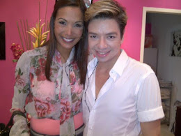Carolina Indriago ( Miss Venezuela 1998 y conductora del Programa Portada´s de Venevision)