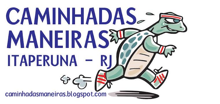 CAMINHADAS MANEIRAS