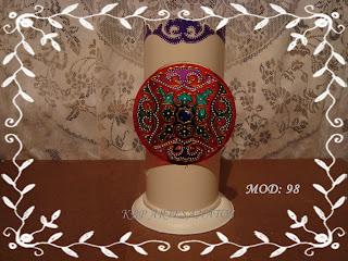 LUMINARIAS EM PVC COM CD