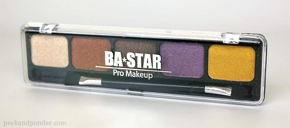 BA STAR palette