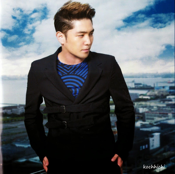 Kangin Blue World