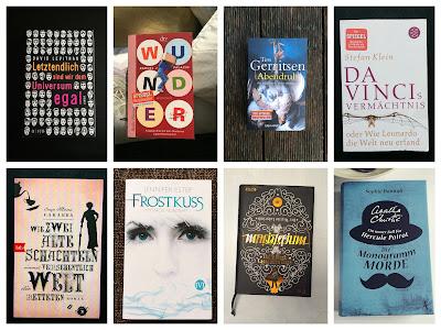 Best of Books 2015 - mein Jahr in Büchern