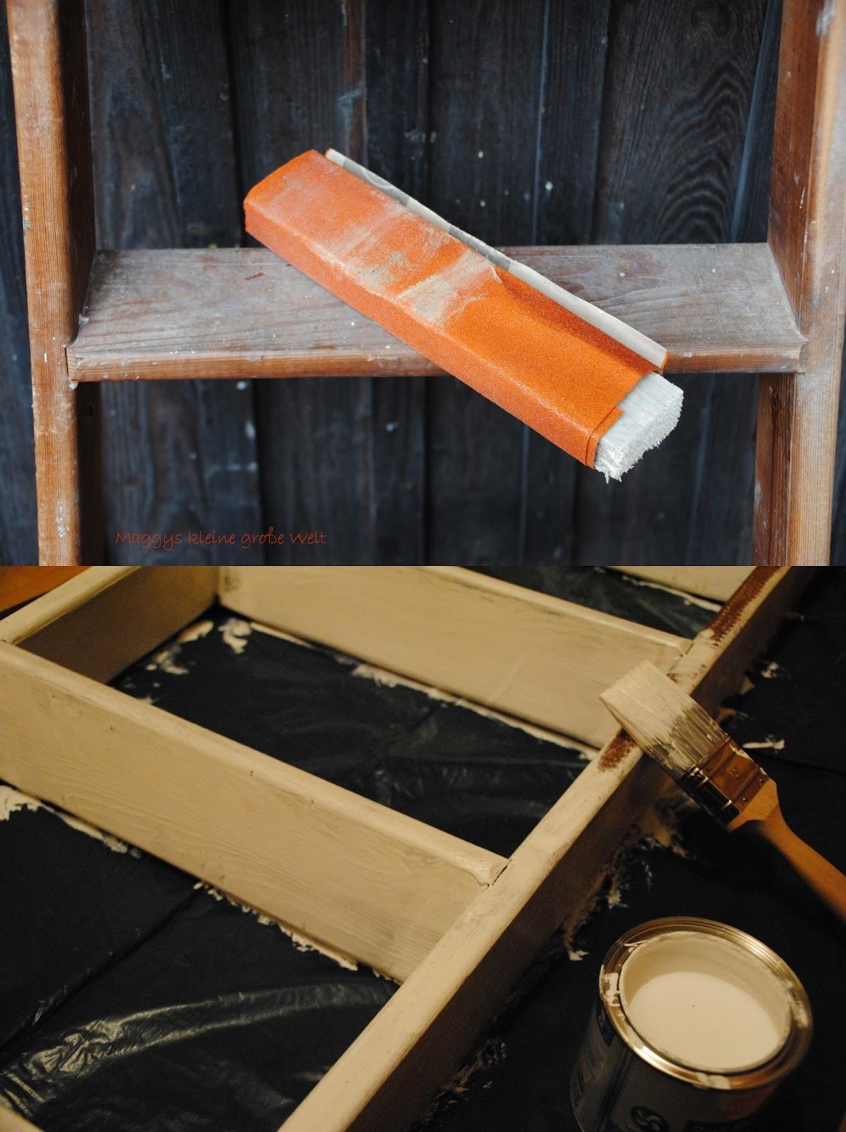 maggys kleine gro e welt upcycling wie aus einer. Black Bedroom Furniture Sets. Home Design Ideas