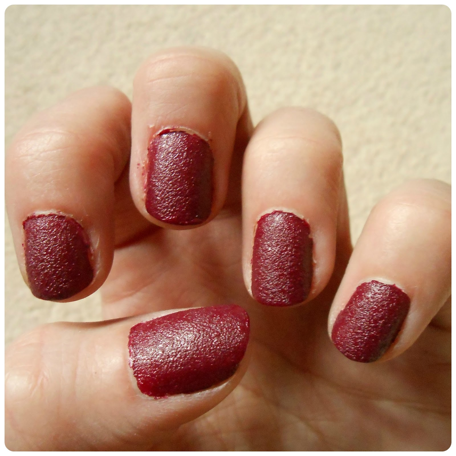 Glitter & Gloss: NOTD: Claire\'s Accessories Leather Effect Polish