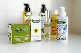 PRODUCTOS COSMETICA NATURAL