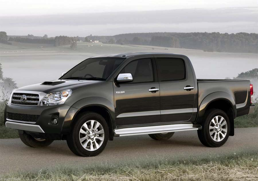 All New Toyota Hilux 2015
