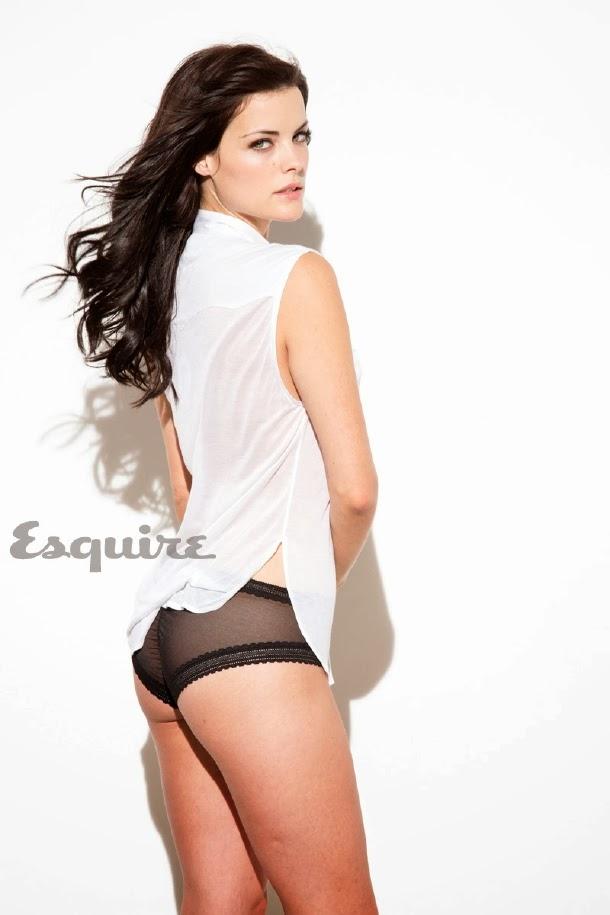 Jaimie Alexander posa sexy en Esquire